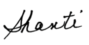Shanti Signature