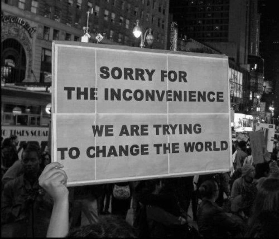 Sorry-for-the-inconvenience.-We-are-trying-to-change-the-world